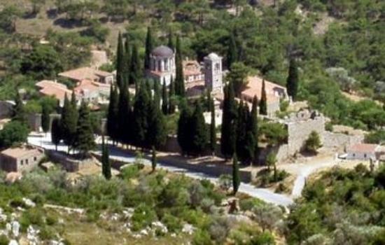 Chios, กรีซ: Nea Moni
