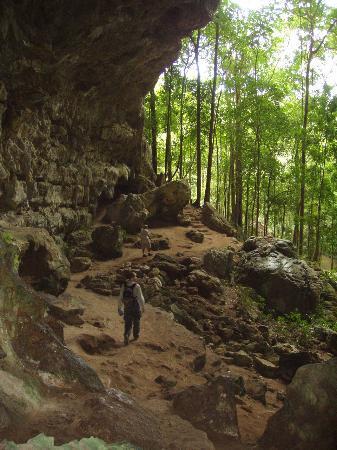 Hidden Valley Inn: Rio Frio Cave