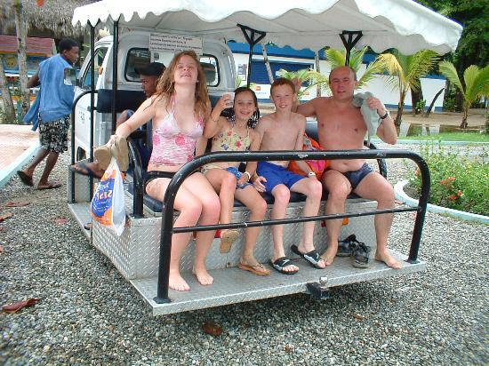 Puerto Plata Village: The Beach Buggy