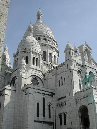 Paris, France : Montmartre