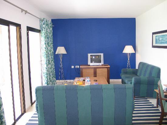 Hotel Costa Calero: Our Lounge
