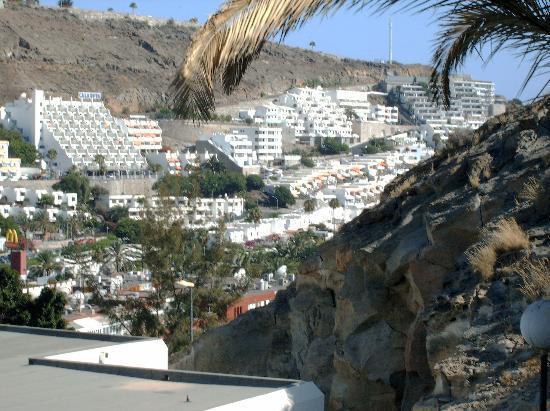 Hotel Solana: Balcony view