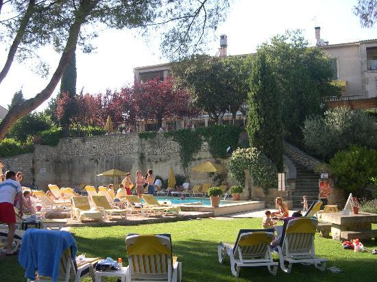 Fontvieille, France: La Peiriero Hotel Pool
