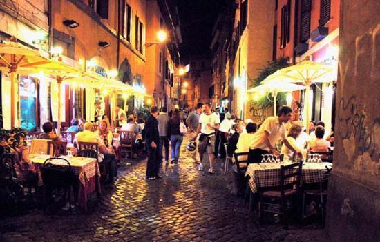 Hotel San Francesco Trastevere Rome S Hippest Nightlife