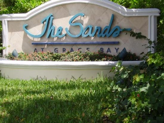 The Sands at Grace Bay: Welcome to the Sands
