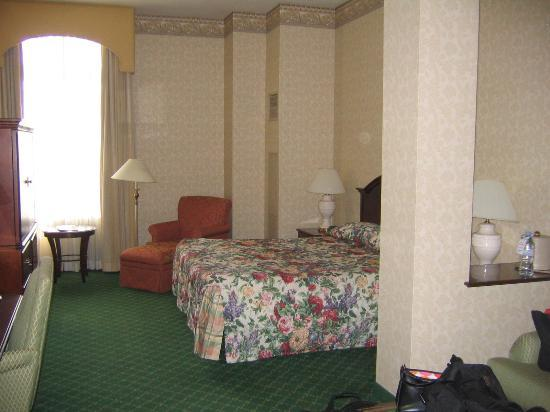 Philadelphia Marriott Downtown: Hotel Room