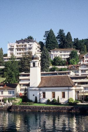 Wellness Hotel Graziella: Weggis on Lake Lucerne