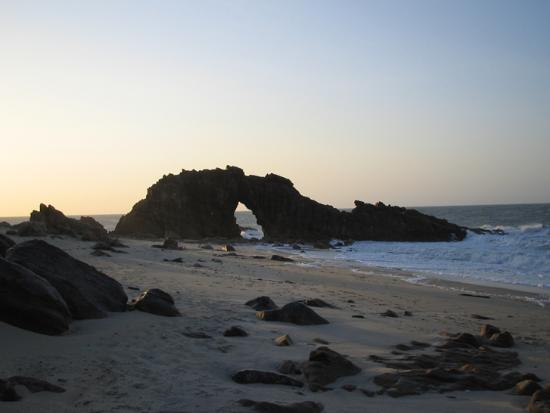 Pousada Vila Bela Vista: Pedra Furado