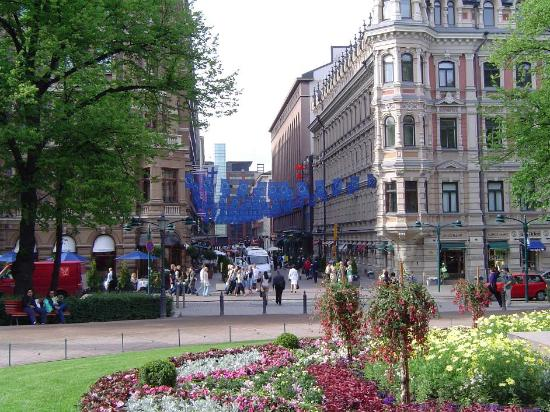 Ελσίνκι, Φινλανδία: Helsinki City Centre