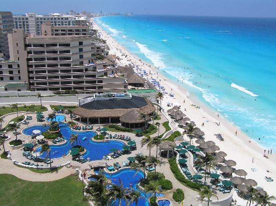 Lagoon View Picture Of Jw Marriott Cancun Resort Amp Spa Cancun Tripadvisor