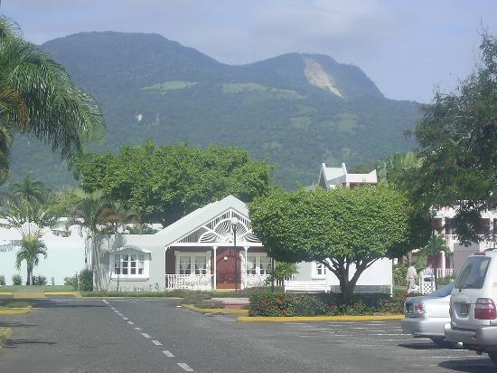 Puerto Plata Village Resort : great veiw of moutains