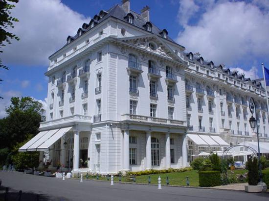 Trianon palace versailles a waldorf astoria hotel picture of waldorf astoria trianon palace - Hotel trianon versailles ...
