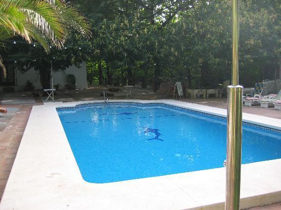 Refugio de Juanar: The Pool