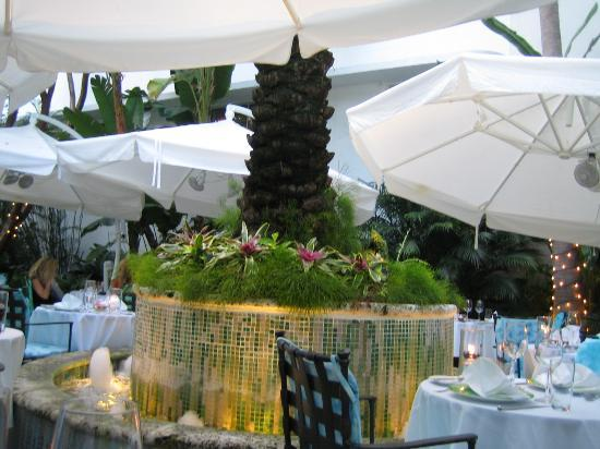 The Hotel Of South Beach Wish Restaurant