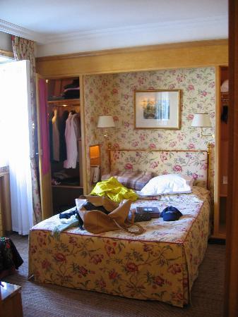 Hotel de l'Abbaye Saint-Germain: Small and cute rooms!