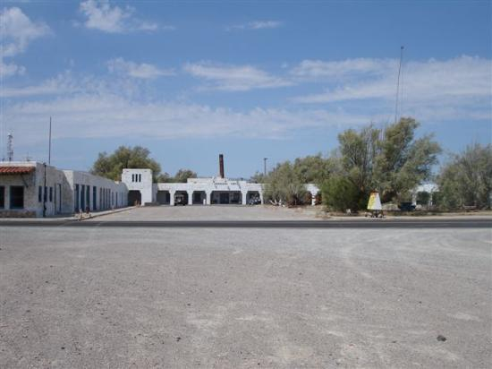 Amargosa Opera House and Hotel: main entrance