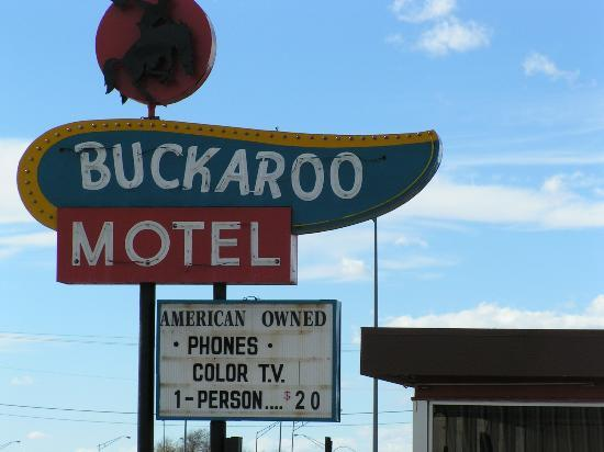 Buckaroo Motel