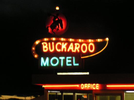 Buckaroo Motel Foto