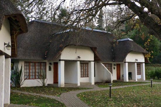 Knysna Hollow Country Estate : Garden Chalet