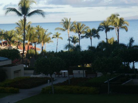 Four Seasons Resort Maui at Wailea: view from room
