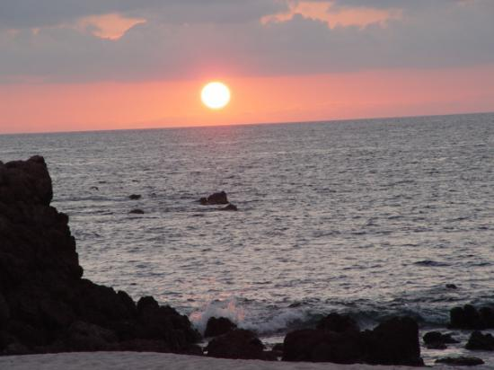 Four Seasons Resort Punta Mita : sunset