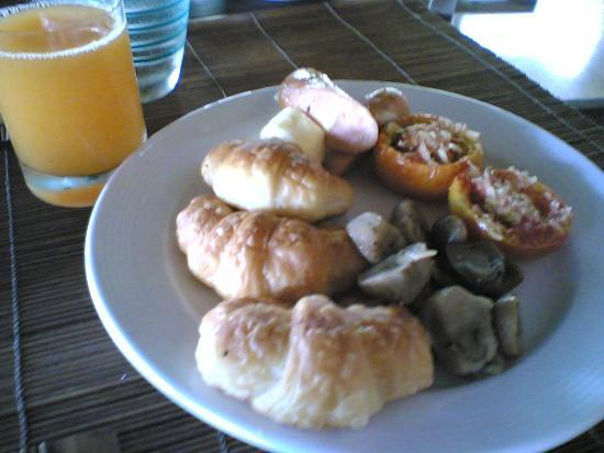 Pimalai Resort and Spa: Big breakfast