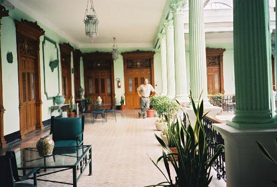 Gran Hotel de Merida: Spacious with elegance