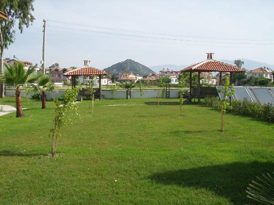 Beyaz Villas Landscape Gardens
