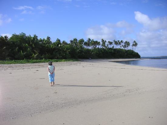 Fafa Island Resort: FaFa Island beach