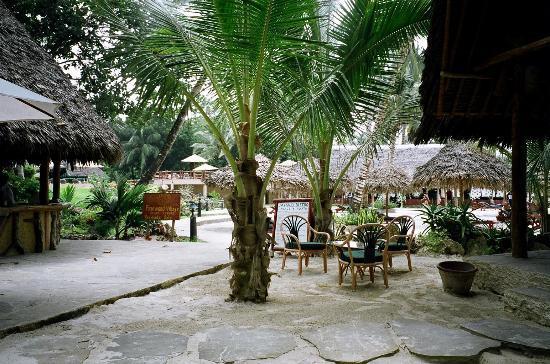 Pinewood Beach Resort & Spa: The beach bar at Pinewood