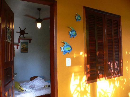 Hospedagem Acorde: our room