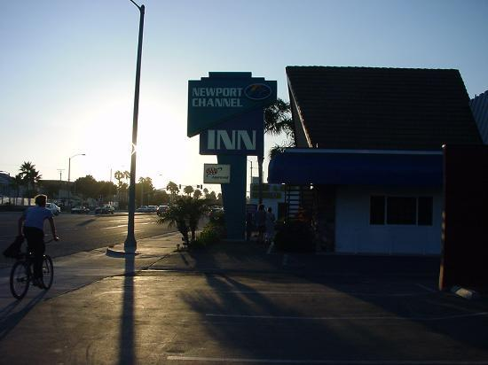 Foto de Newport Channel Inn