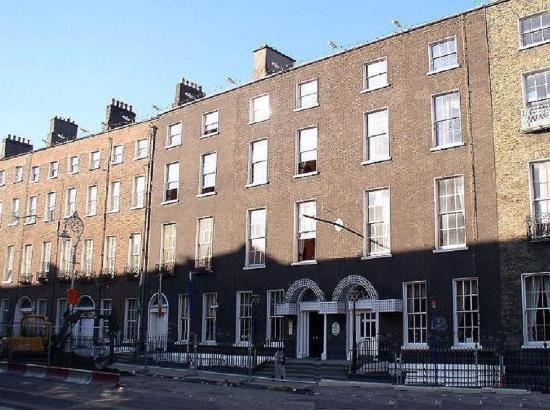 Our Room Picture Of Russell Court Hotel Dublin