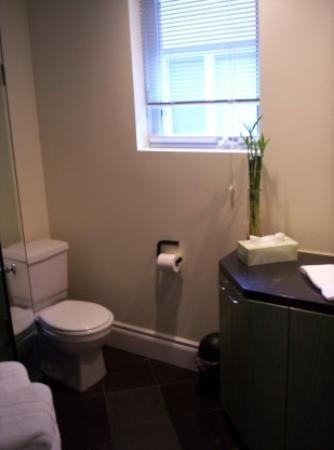 The French Connection: The bathroom - always bright and clean