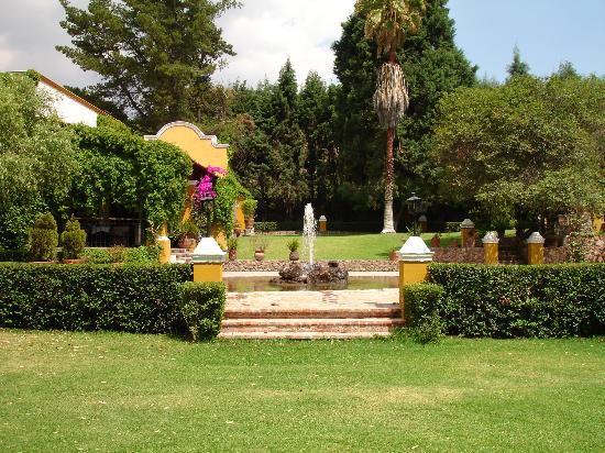 Tequisquiapan, México: Nice View