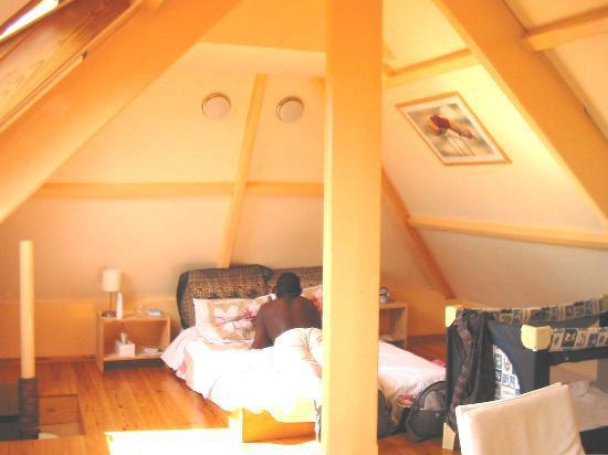 Noah's Ark Bed and Breakfast: suite's room