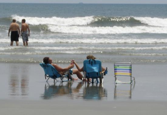 Sea Trail Golf Resort & Conference Center: Beach 2