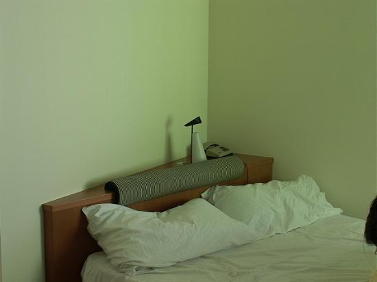 Hotel La Perla : sleep place