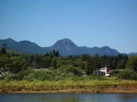 Nehalem River: Onion Mountain