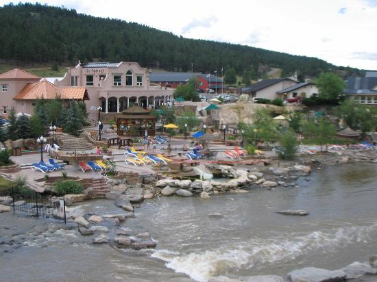 hot springs of pagosa picture of pagosa springs. Black Bedroom Furniture Sets. Home Design Ideas