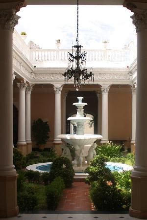 Mision Merida Panamericana : Hotel entrance