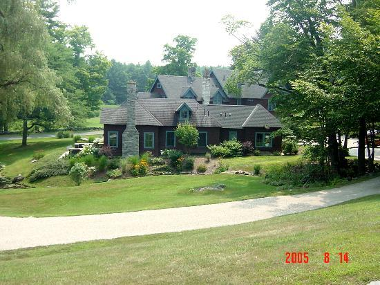 Stonover Farm Bed and Breakfast: Main House