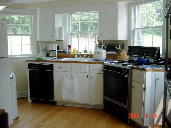 Stonover Farm Bed and Breakfast: Kitchen