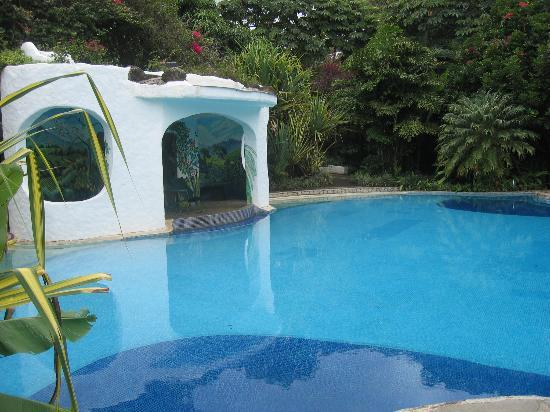 Finca Rosa Blanca Coffee Plantation & Inn: Pool