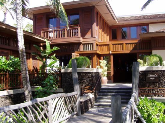 Pahu ia Restaurant: Pahui'a entrance