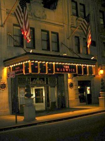 The Warwick Hotel Picture Of Warwick New York New York City