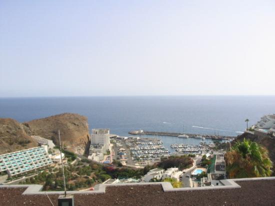 Corona Rosa : balcony view