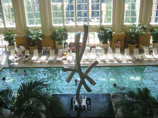 Borgata Hotel Casino & Spa: the pool