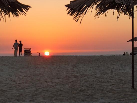 Kenilworth Resort & Spa: Sunset