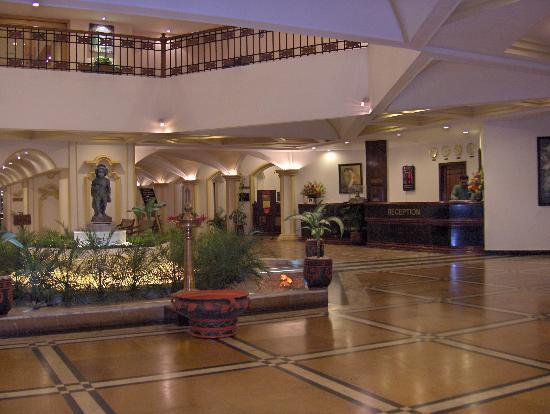 Kenilworth Resort & Spa: The reception